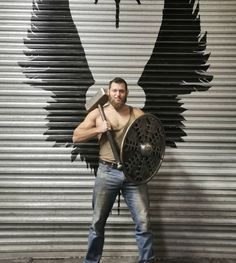 Valhalla Training Academy is a gym with a difference. Based on Sefton Industrial Estate, these guys specialise in axe throwing, strength training and of course, viking training. Training Academy, Gym Training, Training Tips, Strength Training, T Is For Train, Christmas Train, Stay In Shape, Axe, At Home Workouts