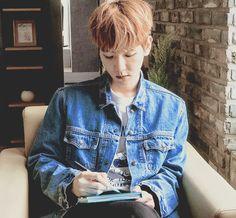 Imagem de exo and baekhyun