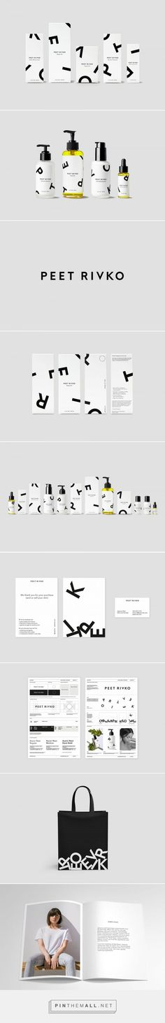 A Fresh Minimalist Design Approach for Plant-Based Skin Care — The Dieline - Branding & Packaging Design - created on 2017-03-15 16:05:58