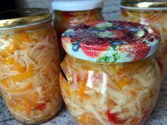Fresh Rolls, Preserves, Pickles, Mason Jars, Ethnic Recipes, Food, Preserve, Essen, Preserving Food