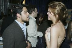 Wilmer Valderrama & Mandy Moore - They dated but never married. Mandy would go on to marry musician Ryan Adams. She is now divorced and available.