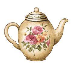 Webs De Cocina   Coffee And Tea Carla Simons Albumes Web De Picasa Decoupage