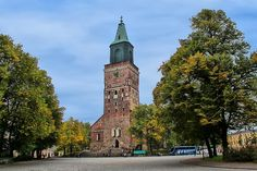 Turku Cathedral (Finnish: Turun tuomiokirkko, Swedish: Åbo domkyrka) is the Mother Church of the Evangelical Lutheran Church of Finland, and the country's national shrine.