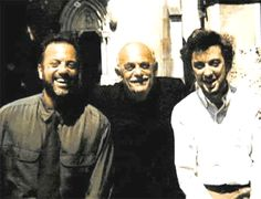 Picture of Billy Joel With Father, Howard Joel & Half-Brother, Alexander Joel ♪ Billy Martin, Billy Joel, Octopus Squid, Top 40 Hits, Half Brother, Piano Man, Grammy Nominations, Dolly Parton, Classical Music