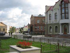 Вхід по вулиці Братковського в Старе місто.Луцьк