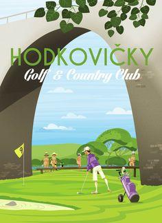 Unique golf experience