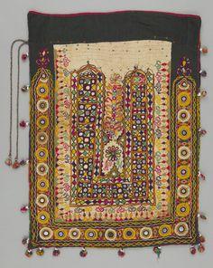 Dowry Bag. Vagharia Rabari tribe , kutch, Gujarat  India. Mid 20th century.