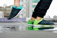 A Closer Look at the adidas adizero Feather Primeknit