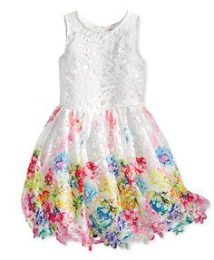 4ccf7cacb1013 Nanette Lepore Floral-Embroidered Party Dress