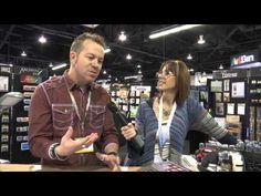 CHA2015 - Tim Holtz Announces and Demos New Ranger Distress - YouTube