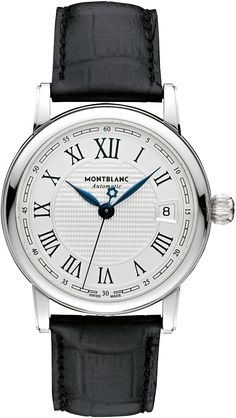 Montblanc presents:Montblanc Star Date Automatic