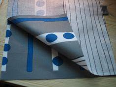 Jatan tapaan : Näin ompelen patalapun Diy, Bricolage, Do It Yourself, Homemade, Diys, Crafting