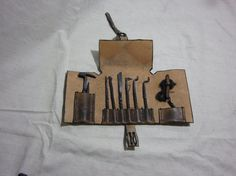 Lock-pick set, because you just never know...