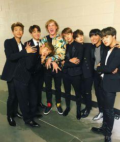 BTS At The The BBMAs! (DISPATCH 170521) #BTS #방탄소년단
