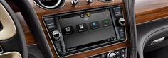 Bentayga Diesel V8 MMI App Menu