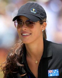 Ana Ivanovic Photos: 2011 Presidents Cup - Day Four