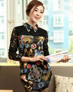 SMDE® フェミニン シフォン 特別価格 レディース ワンピース 全1カラー  チュニックと発色の良い柄の王道コーディネートをお得な価格でご提案。柔らかい素材で着心地が良い。それぞれ単品使いもできるのでお得。 http://www.cithy.jp/smde-feminine-chiffon-women-one-piece-dress-picture-shown-w9520442e.html