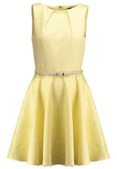 Vestito - soft yellow