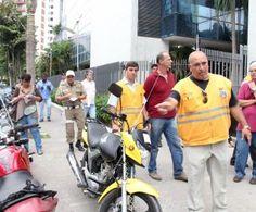 Operação tem como objetivo combater ambulantes irregulares, ocupação irregular de veículos e utilização indevida do espaço público