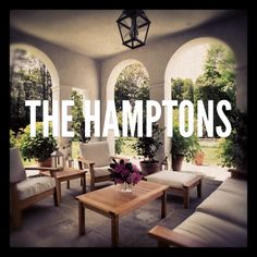 Board Cover: The Hamptons (Instagram Overlay)