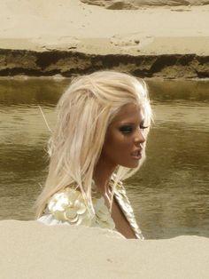 Great hair and lashs Beautiful Long Hair, Gorgeous Hair, Gorgeous Blonde, Amazing Hair, Beautiful Women, Love Hair, Great Hair, White Blonde Hair, Hair Addiction