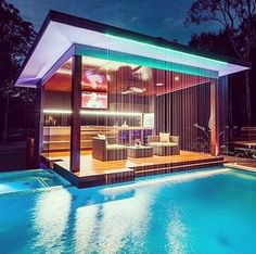 Talk About Chillin' in Your Backyard!!