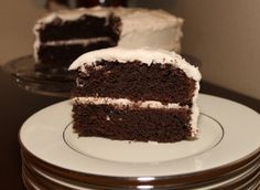 Gluten-Free Dairy-Free Chocolate Cake Recipe | FoodAllergiesOnABudget.com