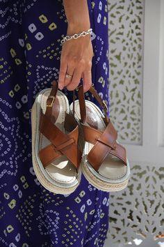 SHOP SUMMER • Sandalia Chiara | We Love | Style | Fashion | Rapsodia.com