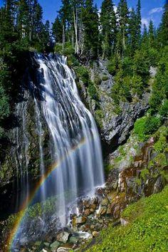 Narada Falls, Mt. Rainier