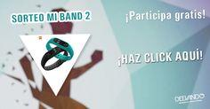 Sorteo Mi Band 2