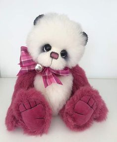 Plum by Madabout Bears