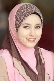 """""""pretty Muslim woman"""" -- hijab"""