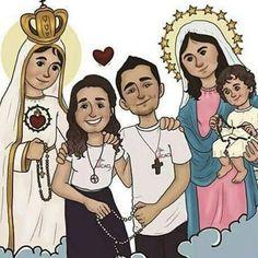 Iniciamos el mes del Santo Rosario... Recemos juntos el Santo Rosario
