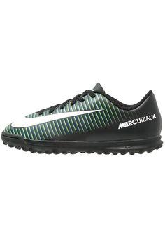 Haz clic para ver los detalles. Envíos gratis a toda España. Nike  Performance MERCURIAL VORTEX III TF Botas de fútbol multitacos  black white electric ... 409f1becaeac7