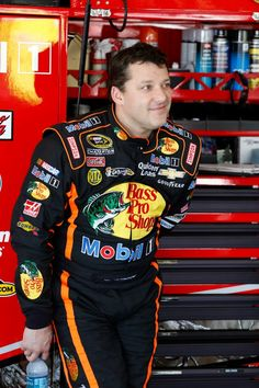 Tony Stewart's 2013 Fire Suit