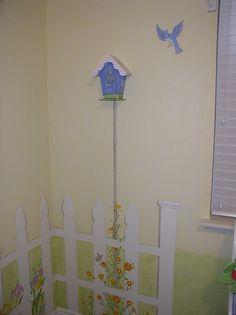 Little girl flower garden bedroom - Girls' Room Designs - Decorating Ideas - HGTV Rate My Space