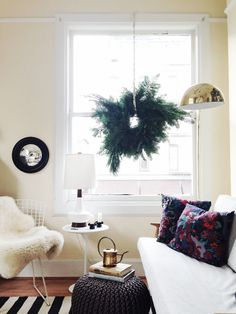 Living Creatively: Let Your Heart Be Light Home Decor Styles, Home Decor Accessories, Merry Christmas, Xmas, Be Light, Living Spaces, Living Room, Interior Decorating, Interior Design