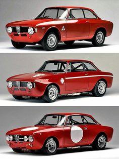 New Beautiful Cars Alfa Romeo Ideas Alfa Gta, Alfa Romeo Gta, Ferrari, Maserati, Lamborghini, Classic Sports Cars, Classic Cars, Vw Vintage, Alfa Romeo Giulia