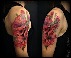 tattoo gladiolus - Google Search