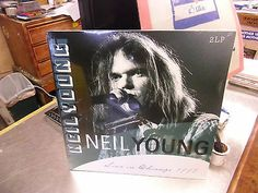 Neil Young Live In Chicago 1992 LP NEW vinyl direct metal master Rare Vinyl Records, Neil Young, Lp, Chicago, Metal, Music, Musica, Musik, Metals