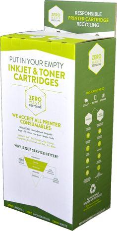 Zero Waste Recycling Service Waste Hierarchy