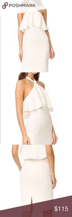 500189f27187 NWT Amanda Uprichard Piazza Dress Amanda Uprichard