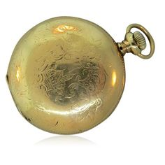 Elgin Gold Filled Pocket Watch Available on our August 11th Auction @ hamptonauction.com