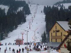 Akdag Ski Center