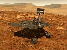 Oma gaat de ruimte in - hoe komt Mars aan haar rode kleur? Proefje met staalwol, maak eenzelfde rode kleur