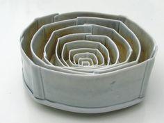 Charlotte Thorup's Saltglazed porcelain, 2005