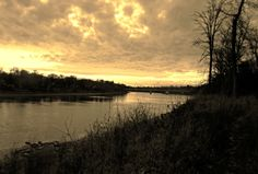 Red River - Late Afternoon copy
