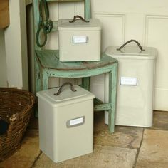 Clay Pet Bins - View All Kitchen - Kitchen