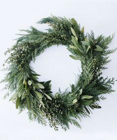DIY Wreath - Christmas DIY workshops | Pinpanion