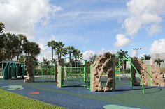 Community Center playground, Coconut Creek